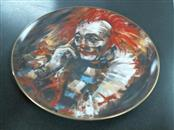 DON RUFFIN Collectible Plate/Figurine PLATES